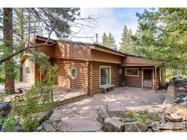 23070 Pinecrest Rd, Golden, CO 80401 (MLS #872004) :: Tracy's Team