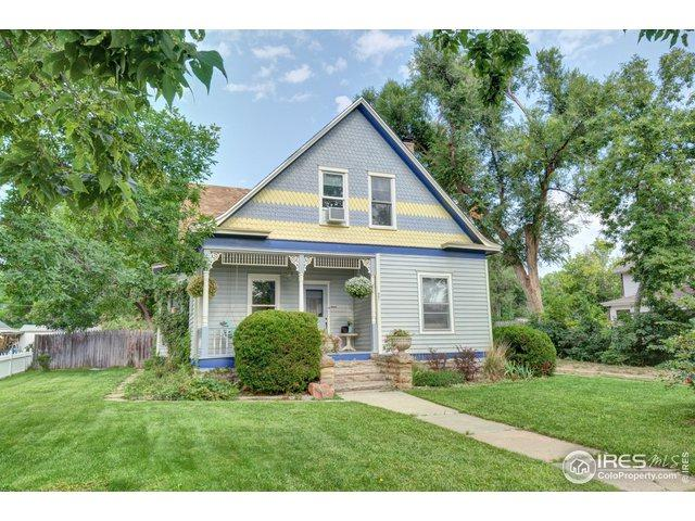 961 N 4th St, Berthoud, CO 80513 (MLS #872008) :: Downtown Real Estate Partners