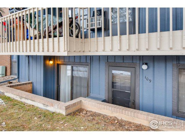 2800 Kalmia Ave A109, Boulder, CO 80301 (MLS #872022) :: The Lamperes Team