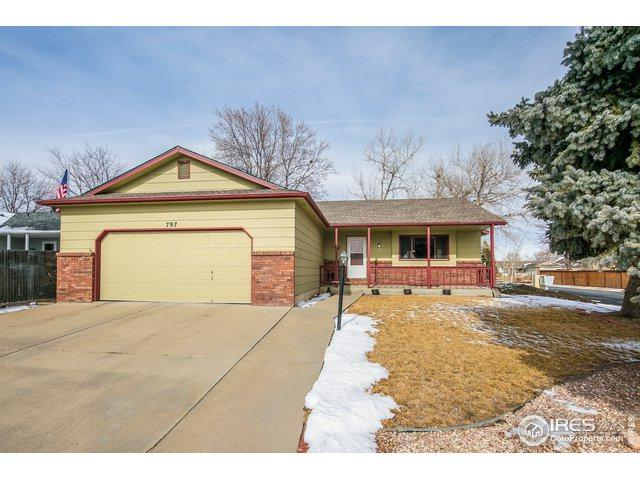 797 E 33rd St, Loveland, CO 80538 (MLS #872034) :: Bliss Realty Group