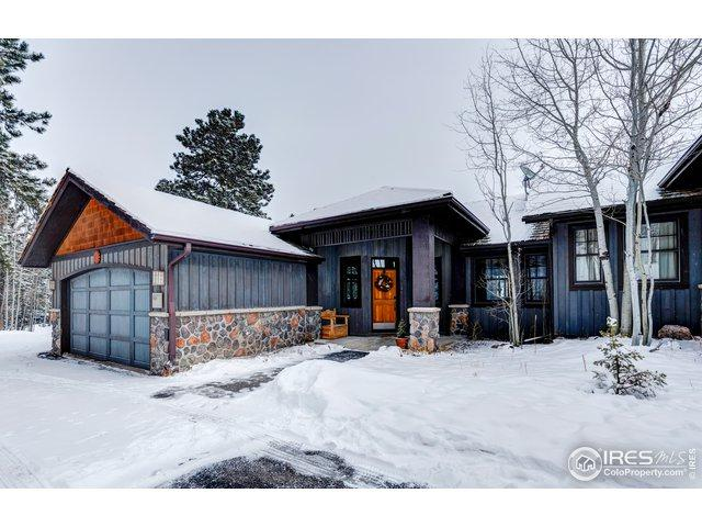 312 Juniper Ct, Red Feather Lakes, CO 80545 (MLS #872044) :: Kittle Real Estate