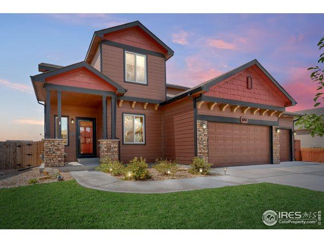 6751 Blue Spruce St, Frederick, CO 80530 (#872059) :: The Griffith Home Team