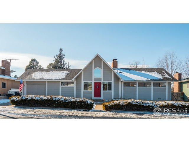 2315 Fairway Ln, Greeley, CO 80634 (MLS #872080) :: 8z Real Estate
