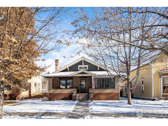 714 Mathews St, Fort Collins, CO 80524 (MLS #872091) :: Sarah Tyler Homes