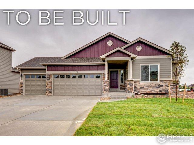 1272 Baker Pass, Severance, CO 80550 (MLS #872094) :: The Daniels Group at Remax Alliance