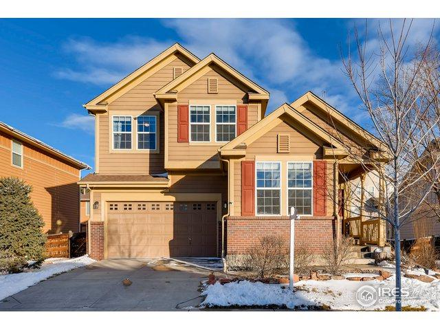 9956 Sedalia St, Commerce City, CO 80022 (#872106) :: The Griffith Home Team