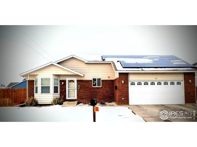 401 E 20th St, Greeley, CO 80631 (MLS #872109) :: The Lamperes Team