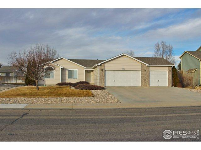 3385 Man O War Dr, Wellington, CO 80549 (MLS #872133) :: The Daniels Group at Remax Alliance