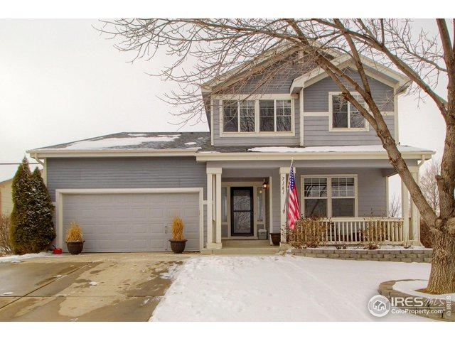 7161 High St, Longmont, CO 80504 (#872144) :: The Griffith Home Team