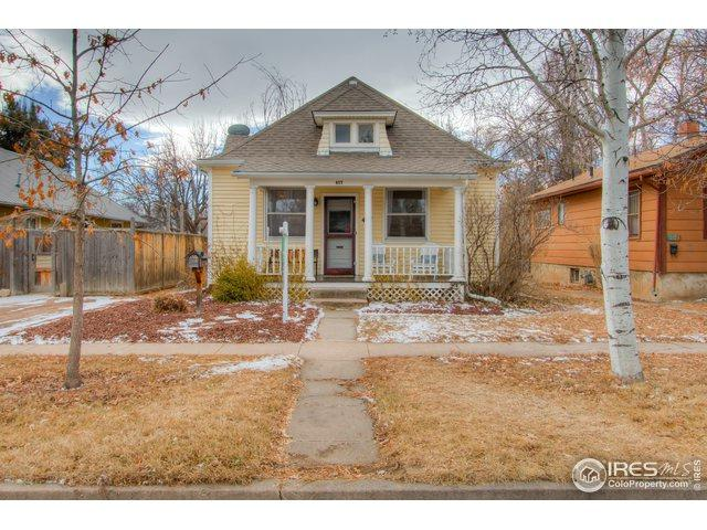 417 Garfield St, Fort Collins, CO 80524 (MLS #872145) :: Sarah Tyler Homes