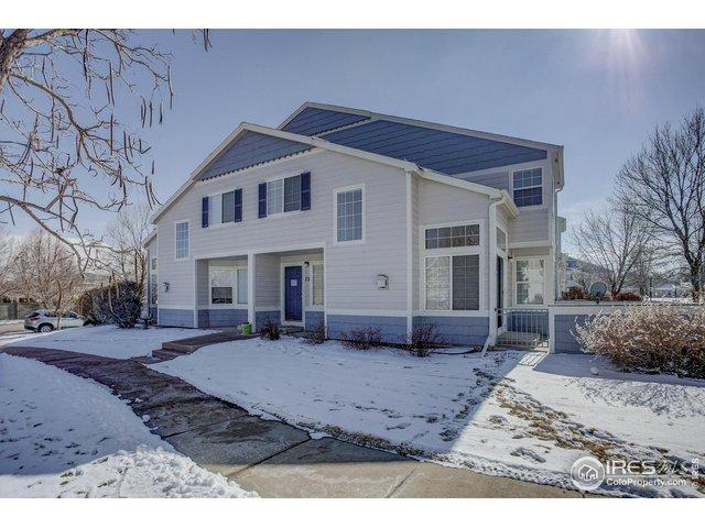 1419 Red Mountain Dr #73, Longmont, CO 80504 (MLS #872159) :: The Lamperes Team