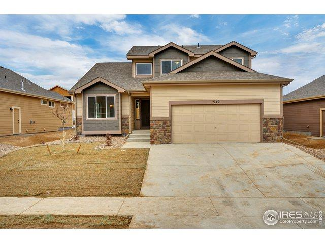 924 Mt Shavano Ave, Severance, CO 80550 (MLS #872219) :: Kittle Real Estate