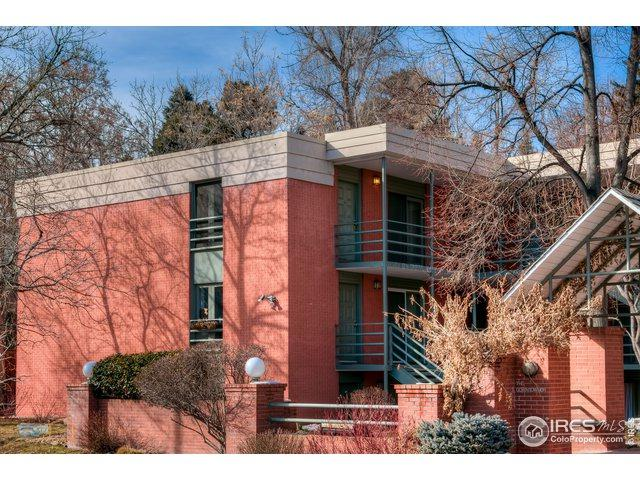 625 Pearl St #21, Boulder, CO 80302 (MLS #872235) :: The Lamperes Team