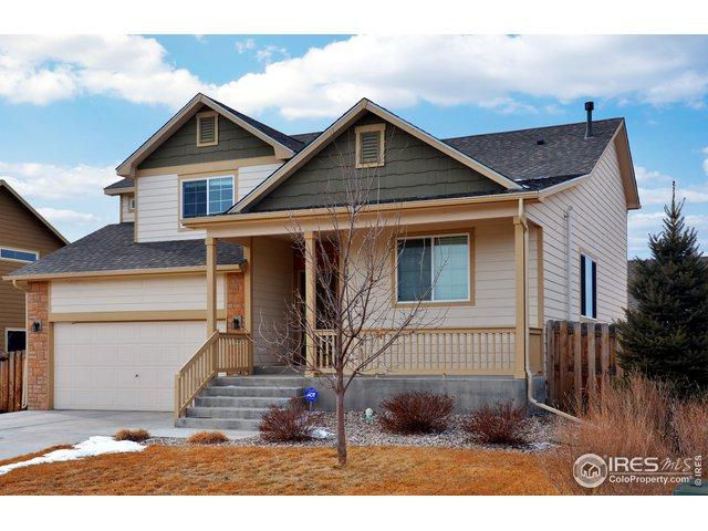 7363 Ocean Ridge St, Wellington, CO 80549 (MLS #872250) :: Kittle Real Estate