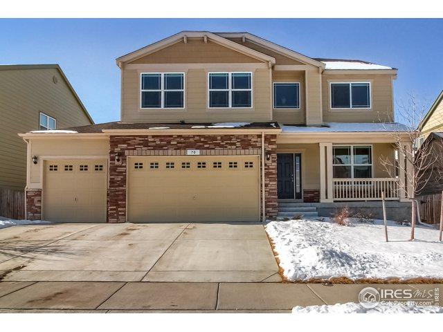 70 Stewart Way, Erie, CO 80516 (MLS #872277) :: 8z Real Estate