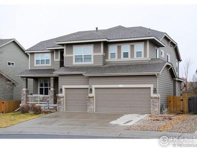 109 Muscovey Ln, Johnstown, CO 80534 (MLS #872282) :: Sarah Tyler Homes