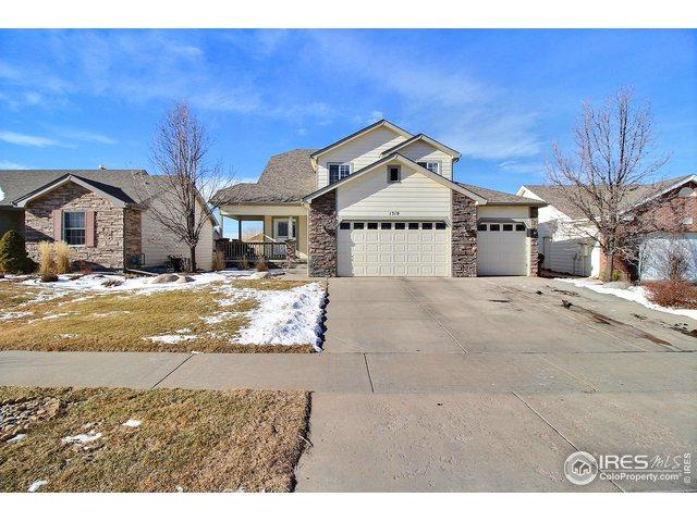 1319 61st Ave, Greeley, CO 80634 (MLS #872304) :: J2 Real Estate Group at Remax Alliance