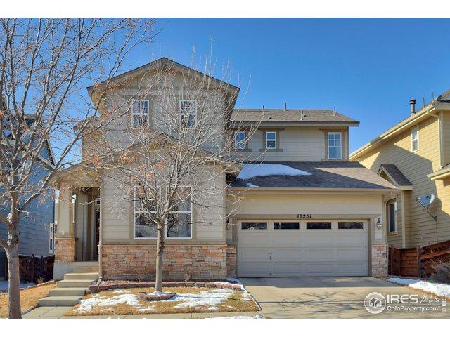 10251 Rifle St, Commerce City, CO 80022 (#872309) :: The Griffith Home Team