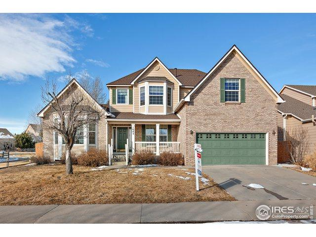 1643 Harlequin Dr, Longmont, CO 80504 (MLS #872312) :: The Lamperes Team