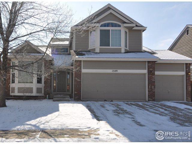 1549 Harlequin Dr, Longmont, CO 80504 (MLS #872315) :: The Lamperes Team