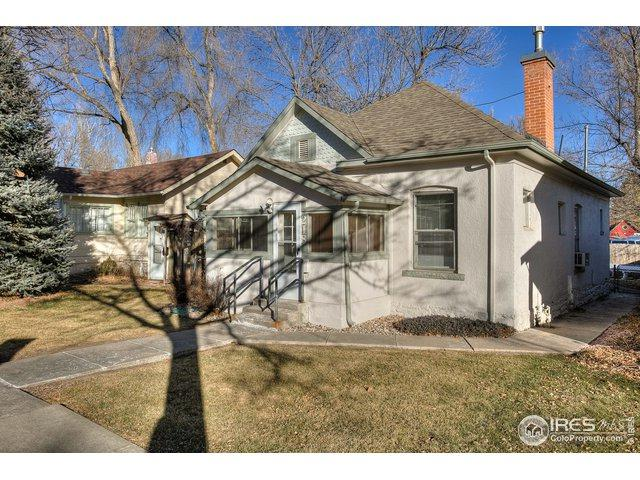 218 S Whitcomb St, Fort Collins, CO 80521 (#872320) :: The Griffith Home Team