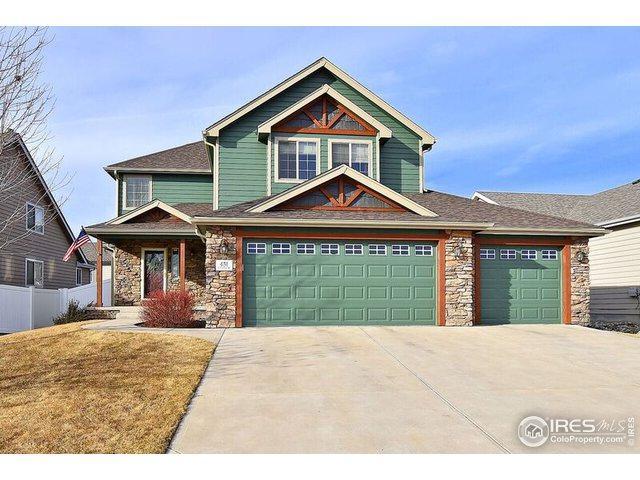 451 Sundance Dr, Windsor, CO 80550 (MLS #872325) :: 8z Real Estate