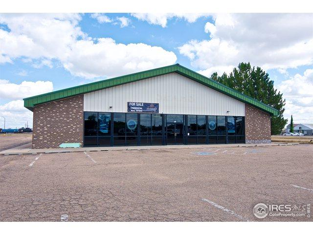 130 Broadway St, Sterling, CO 80751 (#872328) :: The Griffith Home Team