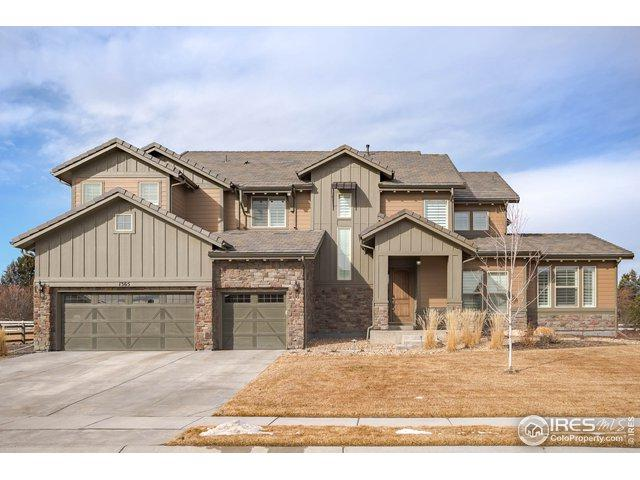 1365 Eversole Dr, Broomfield, CO 80023 (MLS #872331) :: 8z Real Estate