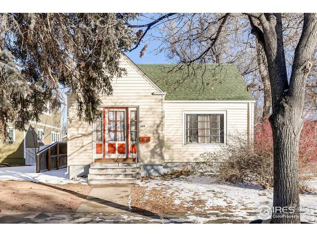 328 Sherman St, Longmont, CO 80501 (MLS #872338) :: Downtown Real Estate Partners