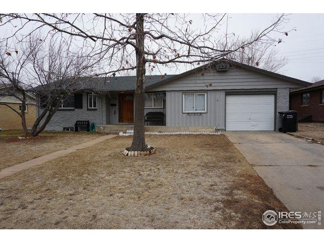 1528 28th Ave Ct, Greeley, CO 80634 (MLS #872344) :: Kittle Real Estate