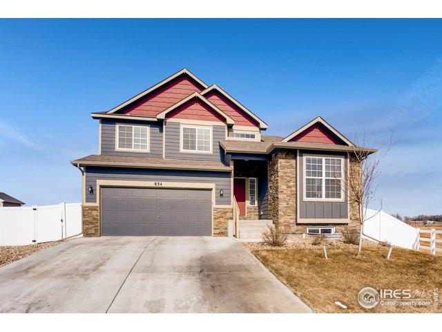 834 Lakebrook Ct, Windsor, CO 80550 (MLS #872360) :: The Daniels Group at Remax Alliance