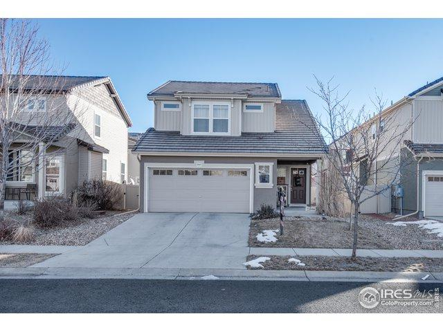 3807 Balsawood Ln, Johnstown, CO 80534 (MLS #872369) :: The Lamperes Team
