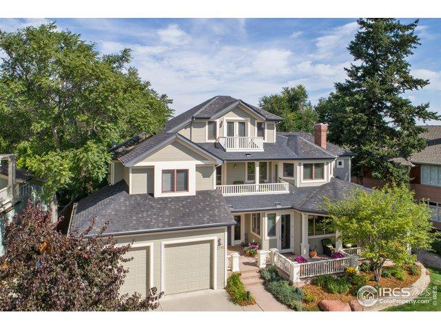 1545 High St, Boulder, CO 80304 (MLS #872374) :: Bliss Realty Group