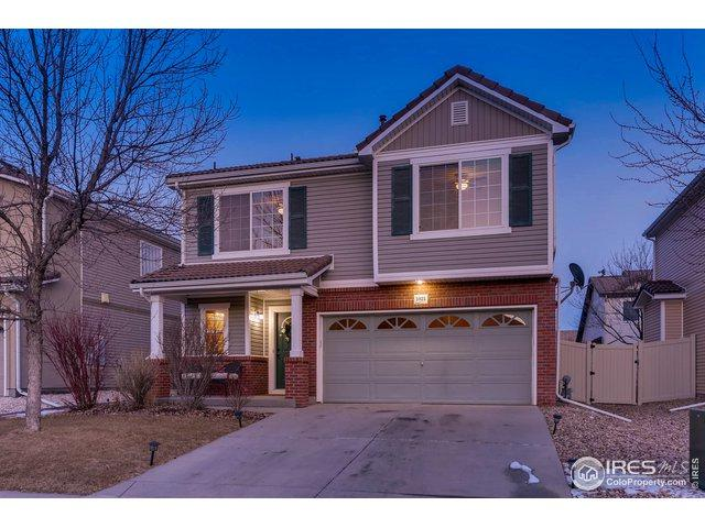 3925 Beechwood Ln, Johnstown, CO 80534 (MLS #872382) :: The Lamperes Team