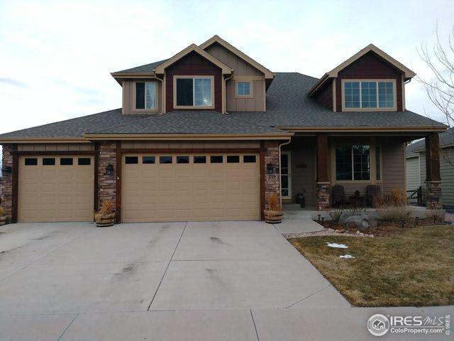 1719 Green River Dr, Windsor, CO 80550 (MLS #872384) :: The Daniels Group at Remax Alliance