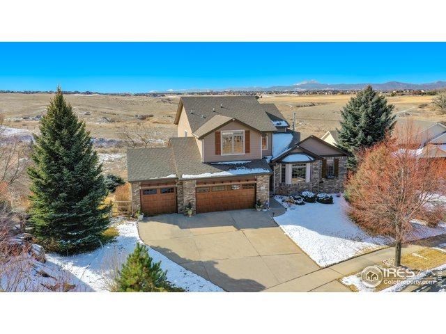 2049 Ridge West Dr, Windsor, CO 80550 (MLS #872397) :: The Daniels Group at Remax Alliance