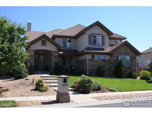 495 Himalaya Ave, Broomfield, CO 80020 (MLS #872401) :: Kittle Real Estate