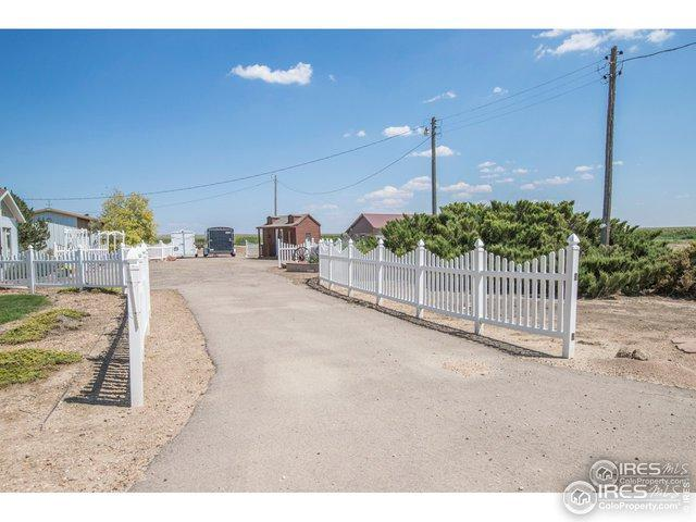 19970 County Road 57, Kersey, CO 80644 (MLS #872412) :: Sarah Tyler Homes