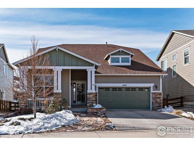 4274 Abstract St, Castle Rock, CO 80109 (#872413) :: The Dixon Group