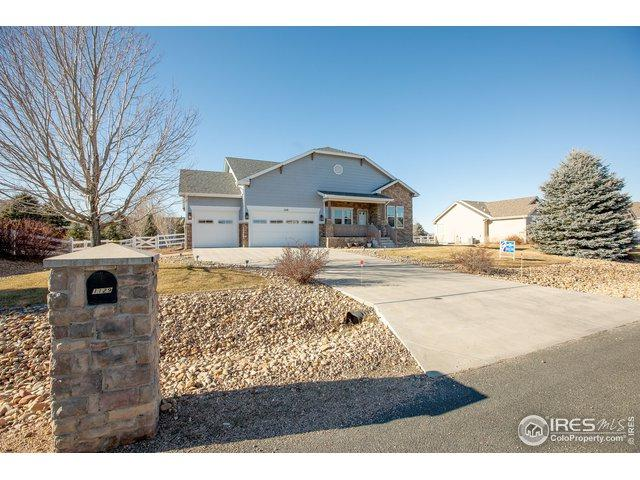 1129 Green Ridge Dr, Severance, CO 80615 (MLS #872431) :: Kittle Real Estate
