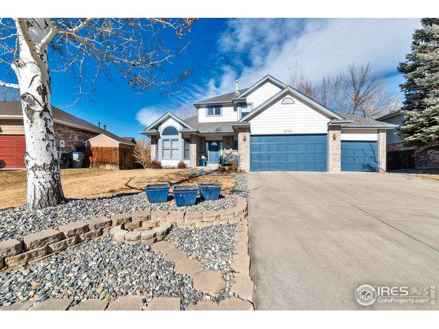 2724 Westlake Ct, Longmont, CO 80503 (MLS #872435) :: The Daniels Group at Remax Alliance