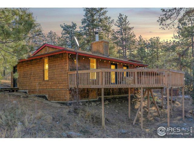 921 Spruce Mountain Dr, Drake, CO 80515 (MLS #872440) :: 8z Real Estate