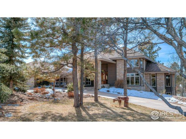 862 Russellville Rd, Franktown, CO 80116 (MLS #872447) :: Sarah Tyler Homes