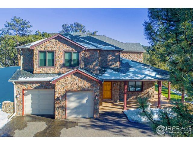 25633 Roxana Point Dr, Evergreen, CO 80439 (MLS #872452) :: 8z Real Estate