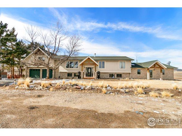 6501 Thompson Dr, Fort Collins, CO 80526 (MLS #872463) :: Sarah Tyler Homes