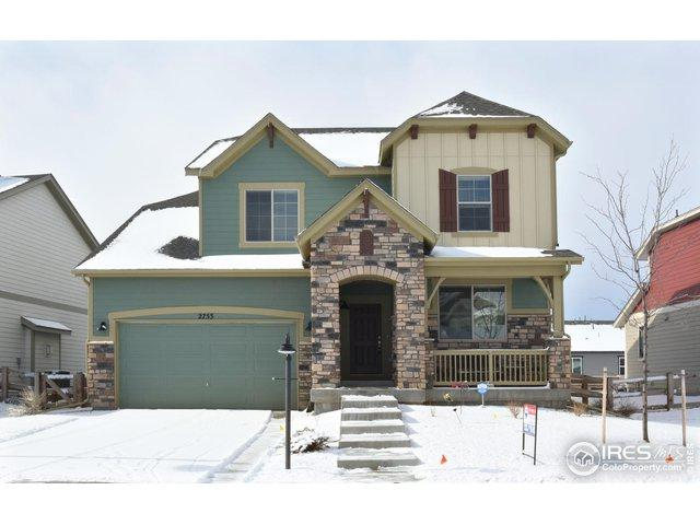 2753 Saltbrush Dr, Loveland, CO 80538 (MLS #872465) :: The Daniels Group at Remax Alliance