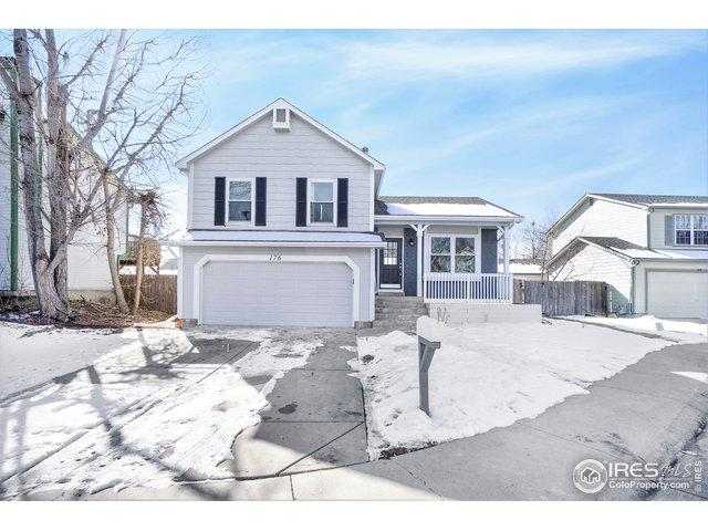 176 Willow Ct, Broomfield, CO 80020 (#872467) :: The Griffith Home Team