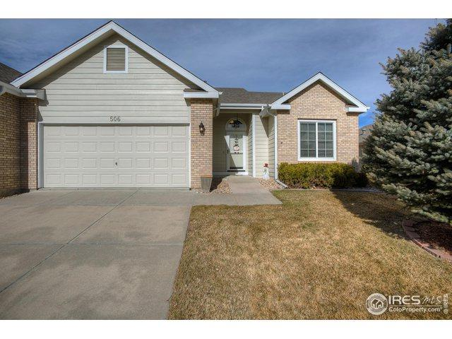 506 Yuma Ct, Fort Collins, CO 80525 (MLS #872472) :: Sarah Tyler Homes