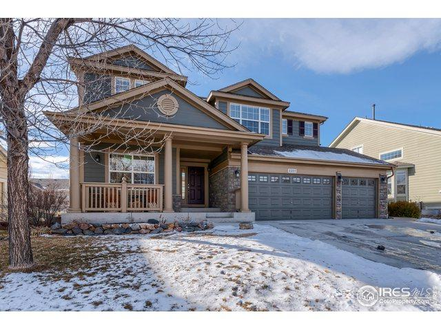 2209 Harvest St, Fort Collins, CO 80528 (MLS #872483) :: Sarah Tyler Homes