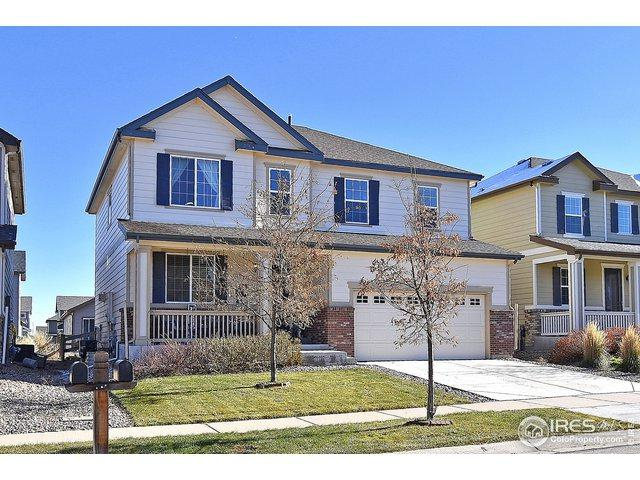 1112 103rd Ave, Greeley, CO 80634 (MLS #872485) :: The Daniels Group at Remax Alliance